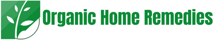 Organic Home Remedies
